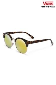 Vans Tortoiseshell Effect Sunglasses
