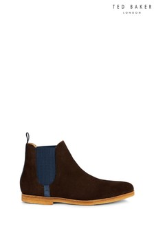 Ted Baker Mardin Brown Chelsea Boots
