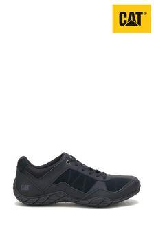CAT Lifestyle Black Profuse Lace Shoes