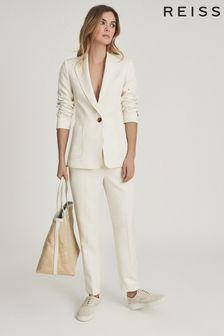 Reiss Ember Tailored Single Breasted Blazer