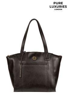 Pure Luxuries London Jura Leather Handbag