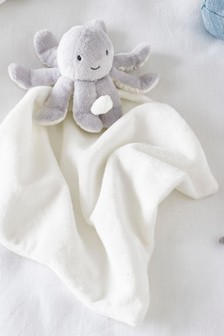 The White Company Oscar Octopus Comforter