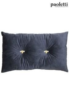 Riva Paoletti Grey Bumble Cushion