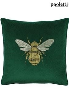 Riva Paoletti Green Hortus Cushion
