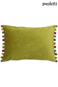 Riva Paoletti Yellow Fiesta Cushion