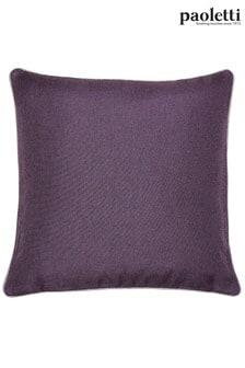 Purple Riva Paoletti Bellucci Cushion