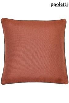 Riva Paoletti Red Bellucci Cushion