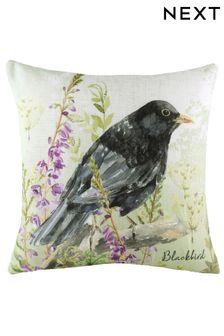Multi Blackbird Cushion