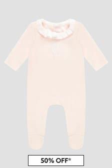 Chloe Kids Baby Girls Sleepsuit