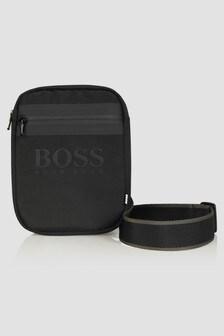 Boss Kidswear Boys Black Bag