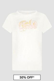 Chloe Kids Girls Pink T-Shirt