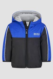 Boss Kidswear Baby Boys Black Jacket