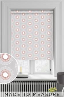 Red Sella Made To Measure Roller Blind