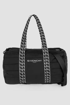 Givenchy Kids Baby Black Changing Bag