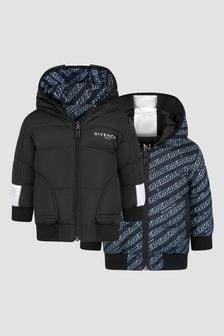 Givenchy Kids Baby Boys Black Jacket
