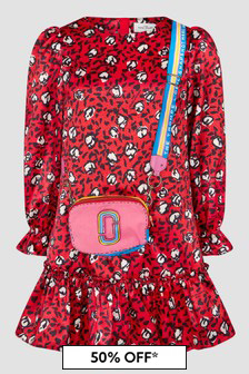 Marc Jacobs Girls Red Dress