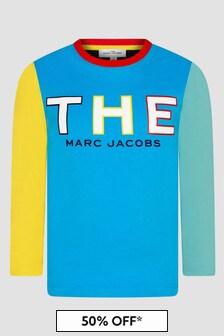 Marc Jacobs Boys Blue T-Shirt