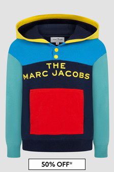 Marc Jacobs Boys Multicolour Hoodie