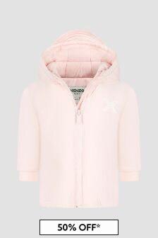 Kenzo Kids Pink Jacket