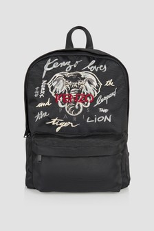 Kenzo Kids Black Bag