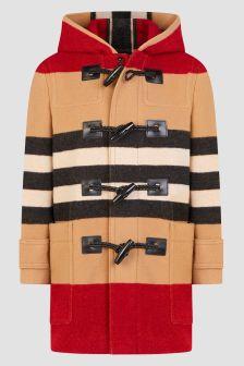 Burberry Kids Beige Coat
