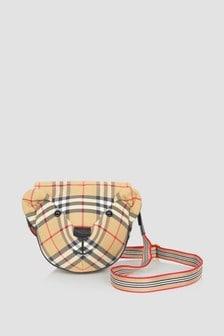 Burberry Kids Girls Beige Bag
