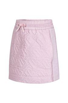 Burberry Kids Pink Skirt