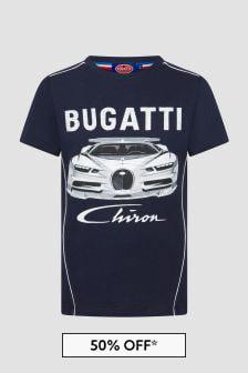 Bugatti Boys Navy T-Shirt