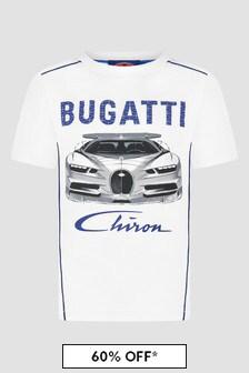 Bugatti Boys White T-Shirt