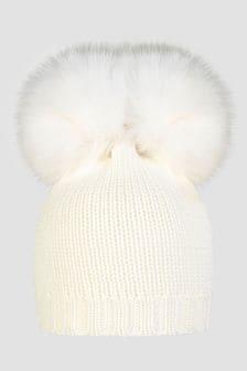 Bimbalo Cream Hat