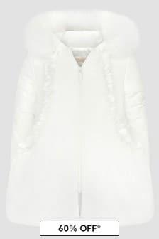 Bimbalo Girls Cream Jacket