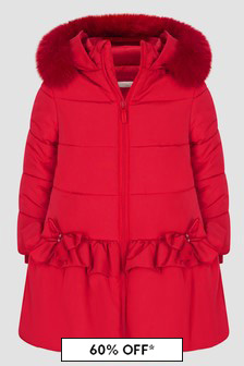 Bimbalo Red Jacket