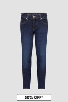 Guess Boys Blue Jeans