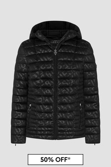 Guess Girls Black Jacket