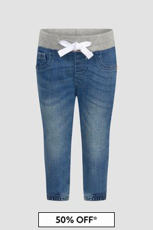 Guess Baby Blue Jeans