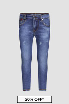 Guess Baby Boys Blue Jeans