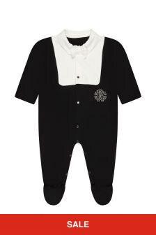 Roberto Cavalli Black Sleepsuit