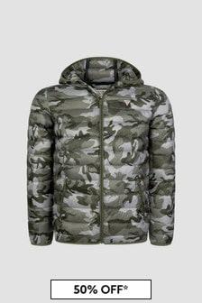 Guess Boys Khaki Jacket