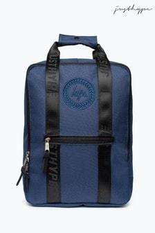 Hype. Navy Boxy Backpack