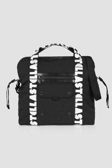 Stella McCartney Kids Baby Unisex Black Changing Bag