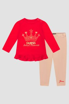 Guess Red Set