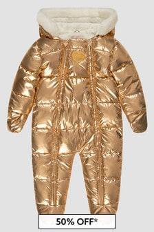 Guess Gold Snowsuit