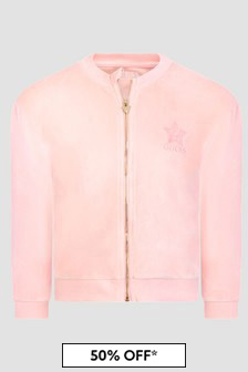 Guess Pink Sweat Top