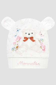 Monnalisa Ivory Hat
