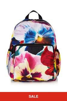 Molo Girls Pink Backpack