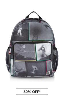 Molo Boys Grey Backpack