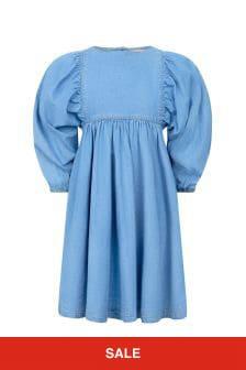 Molo Girls Blue Dress