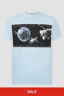 Molo Boys Blue T-Shirt