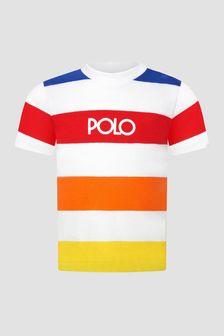 Ralph Lauren Kids Multi T-Shirt