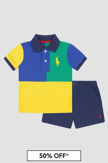 Ralph Lauren Kids Multicolour Set